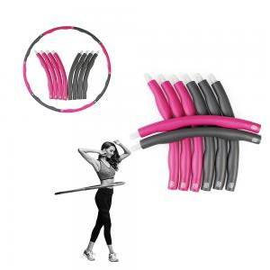 BDCC1001-Adjustable Weighted Hula Hoop