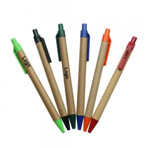 BDTM3003-Environmentally Friendly Paper Ballpoint Pen