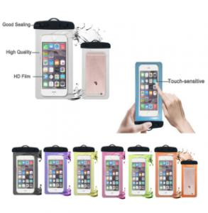 BDKV4069-Waterproof Phone Pouch with Neck Cord