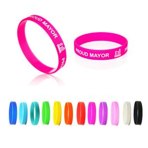 Long Lasting Silicone Mosquito Repellent Wristbands