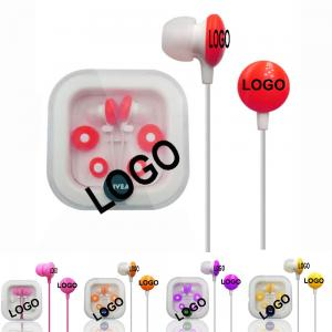 BDTM3027-Wired In-Ear Headset with Earbuds