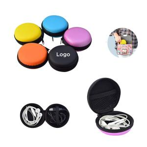 BDKV4143  Small Round Earphone/Coin Case