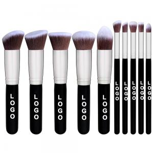 BDCC1066-Makeup Brush Set of 10 Pieces