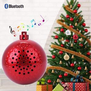 BDCC1131- Christmas Ornament Bluetooth Speaker