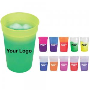 BDCC1121-  Custom Color Changing Stadium Cup