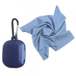 BDCC1161- Quick Dry Towel with Silicone Pouch