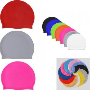 BDAN1007-Silicone Swimming Cap